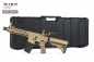 Preview: Evolution Recon UX9 Silent OPS Metal Tan mit ETS III und Hard Case AEG 0,5 Joule