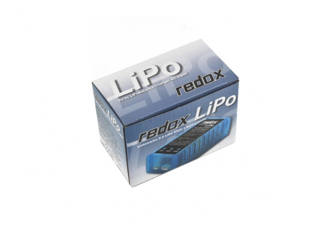 Redox LiPo Charger Microprocessor with Balancer