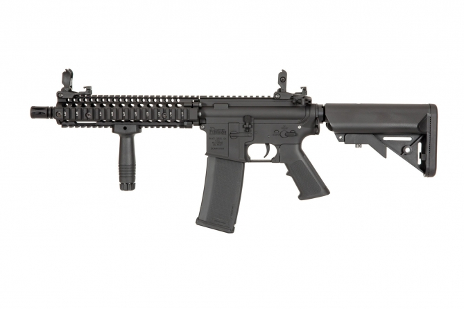 Specna Arms Edge MK18 SA-C19 Daniel Defense Edition Black AEG 0,5 Joule
