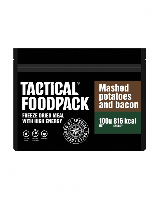 TACTICAL FOODPACK® MASHED POTATOES AND BACON
