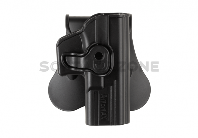 Amomax Paddle Holster für WE17/TM17/KJW17/Cyma CM030/CM131Modelle Black