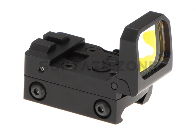 AIM-0 Flip Dot Reflex Sight Black