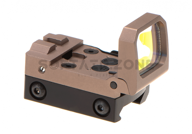 AIM-0 Flip Dot Reflex Sight Tan