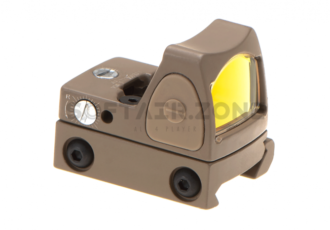 AIM-O RMR RED DOT Adjustable Tan