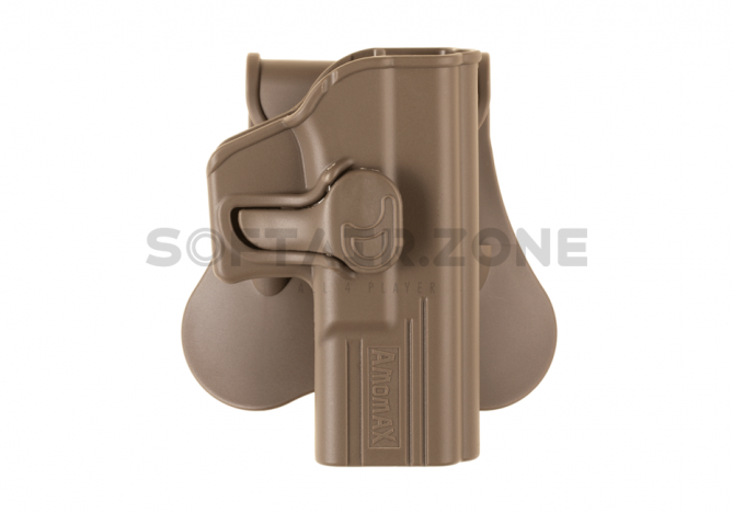 Amomax Paddle Holster für G19/ICS BLE-XAE Dark Earth
