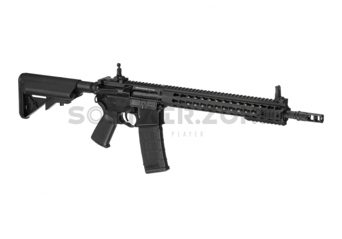 "M4 CM068D 14"" Full Metal Black AEG 0.5J"