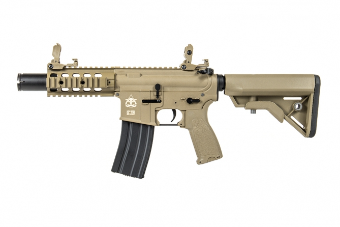 Evolution Recon UX8 Amplified Carbontech Tan AEG 0,5 Joule