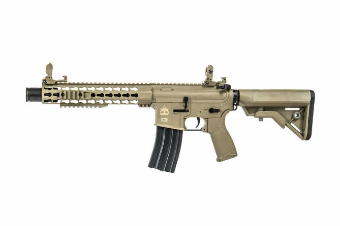 Evolution Recon S 10  Amplified Carbontech Tan AEG 0,5 Joule