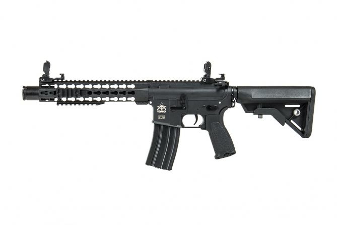 Evolution Recon S 10  Amplified Carbontech Black  AEG 0,5 Joule