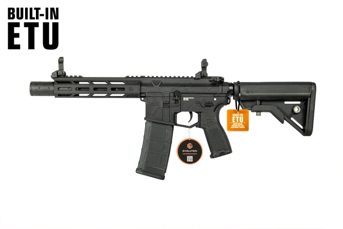 Evolution Ghost S EMR S E.T.U Black  AEG 0,5 Joule