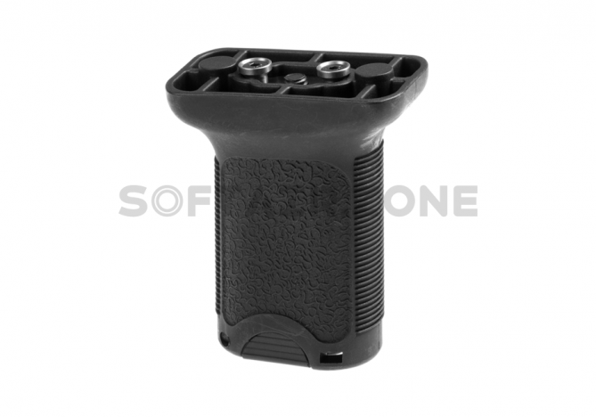 FMA Forward Grip Black Keymod mit Batteriefach
