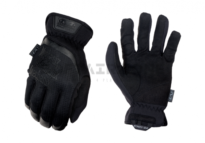 Mechanix Wear Fast Fit Gen II Handschuhe Black S