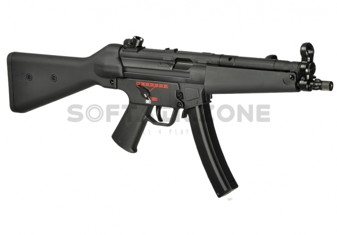 G&G EGM A4 Black MP5 AEG Black 0,5 Joule