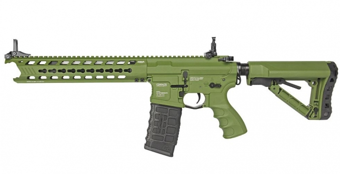 G&G GC16 ETU Hunter Green 0,5 Joule AEG