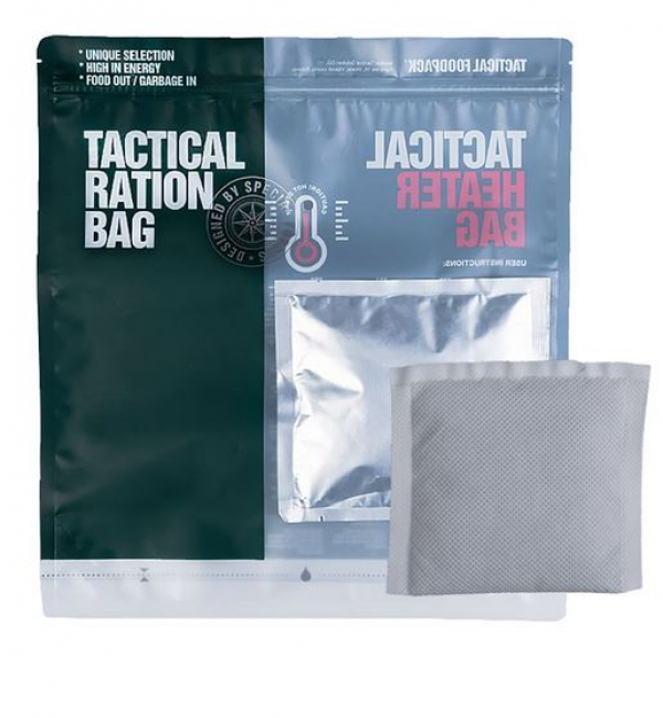 TACTICAL FOODPACK® HEATER BAG WITH ONE ELEMENT