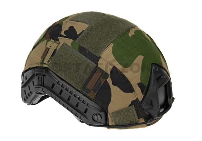 Invader Gear FAST Helmet Cover Woodland