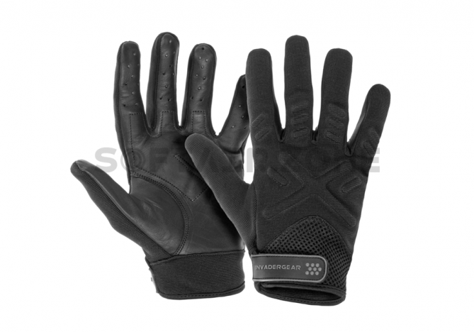 Invader Gear Shooting Handschuhe Black M