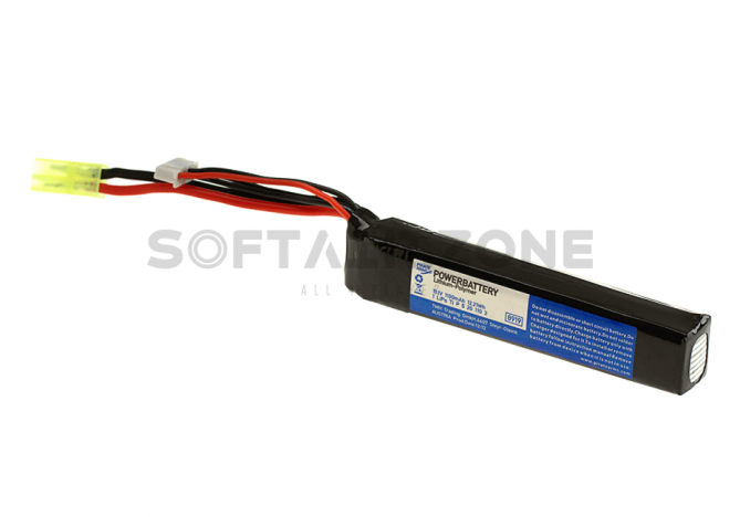 Pirate Arms AEP 11,1V 1100mAh 20C Li-Po  Stock Tube