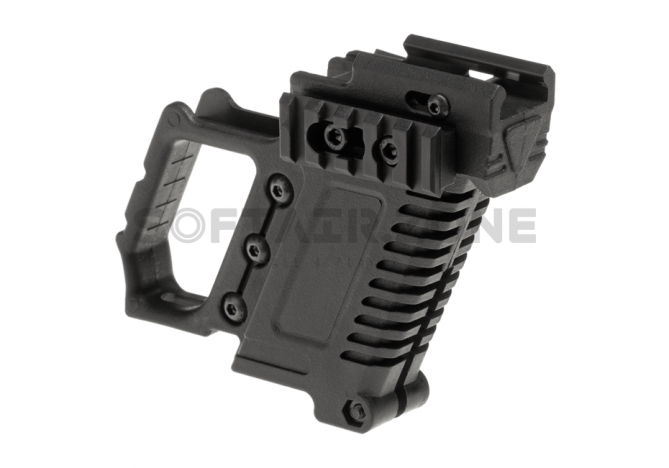 Pirate Arms Pistolen Conversions Kit Black