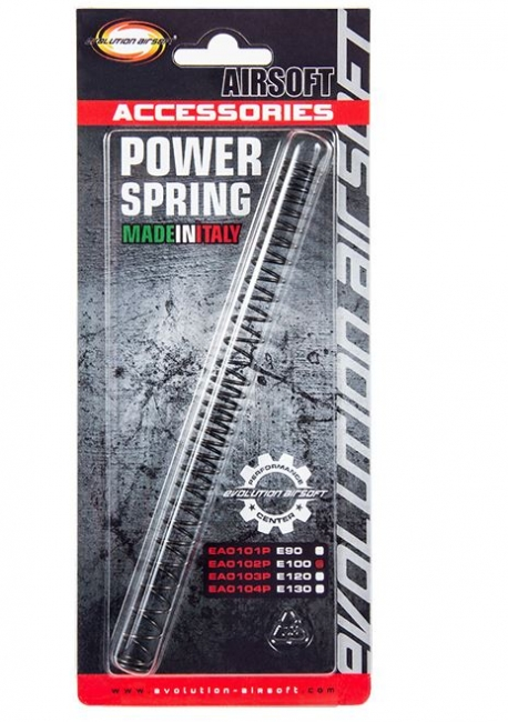 Power Spring E100 Performance