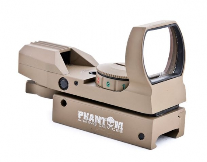 Phantom Multi Dot Reflex Visier Desert