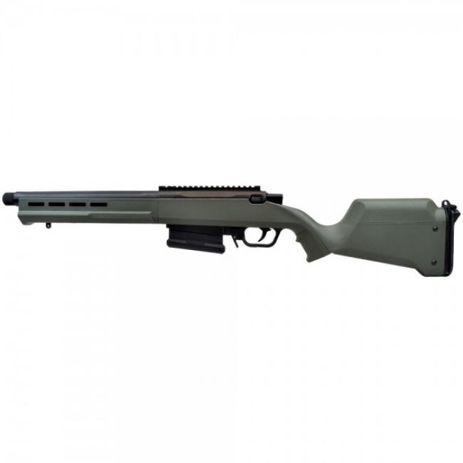 Amoeba Striker AS-02 Sniper /Scout Rifle Olive Drab  0,5 Joule Edition
