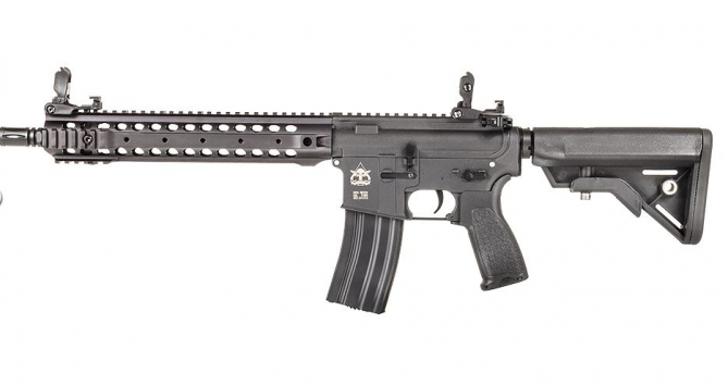 "Evolution Recon UX3 13.5"" Carbontech Black AEG 0,5 Joule"