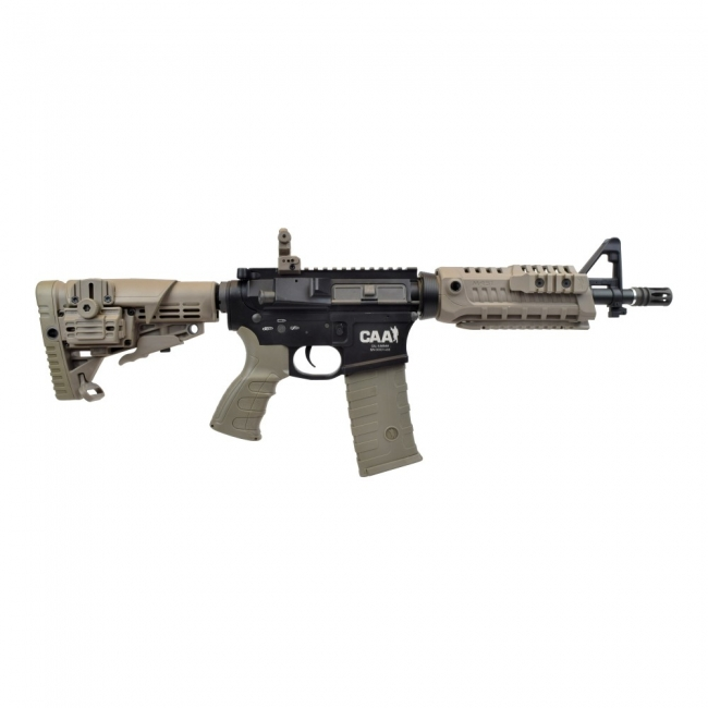 "CAA M4 10,5"" Dark Earth Operator Shorty AEG 0,5 Joule"