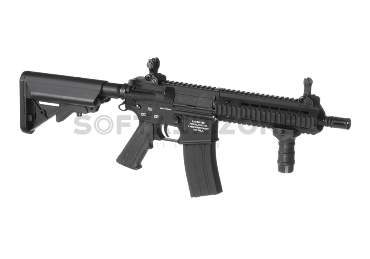 Classic Army M4 MK-8 Airsoft mit Mosfet in Black  AEG 0,5 Joule