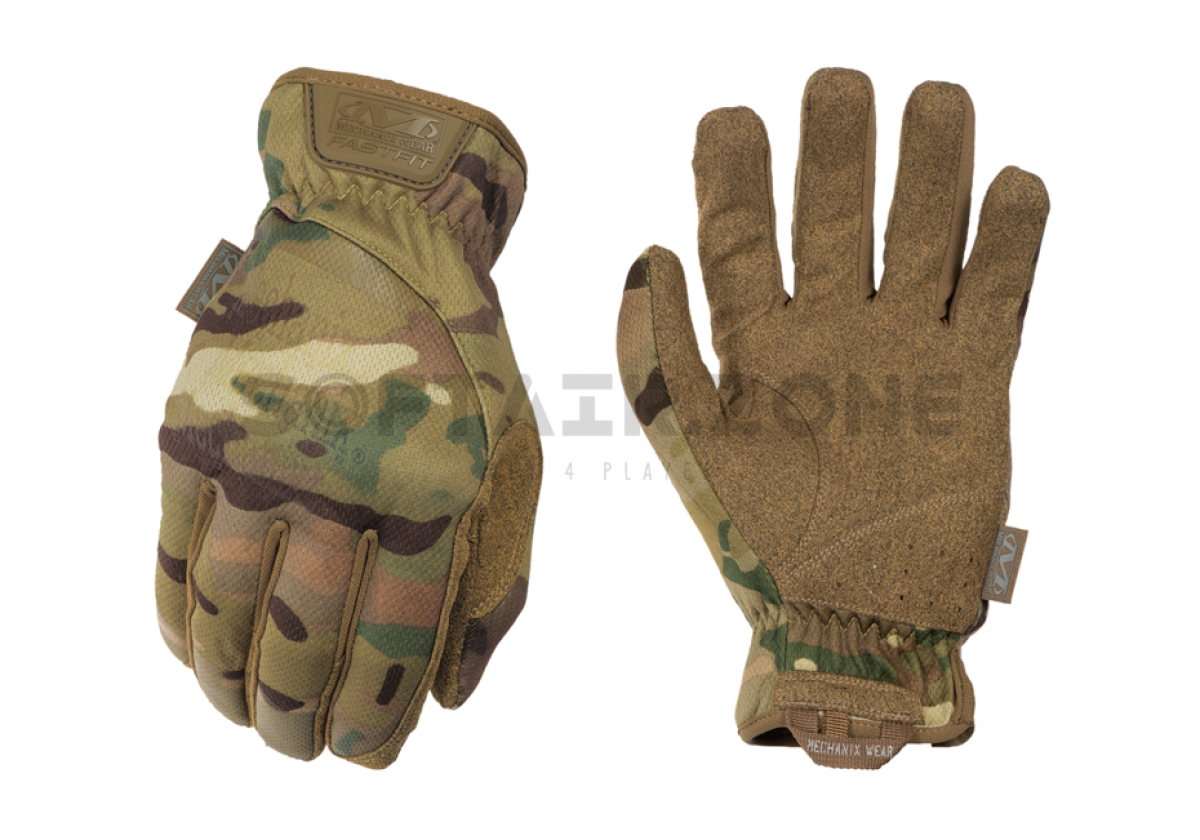 Mechanix Wear Fast Fit Gen II Handschuhe Multicam L