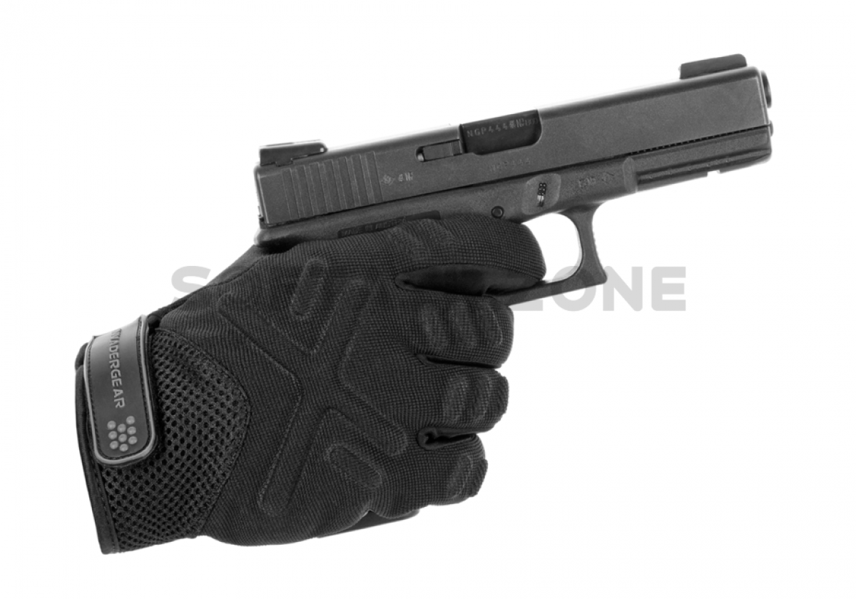 Invader Gear Shooting Handschuhe Black XL