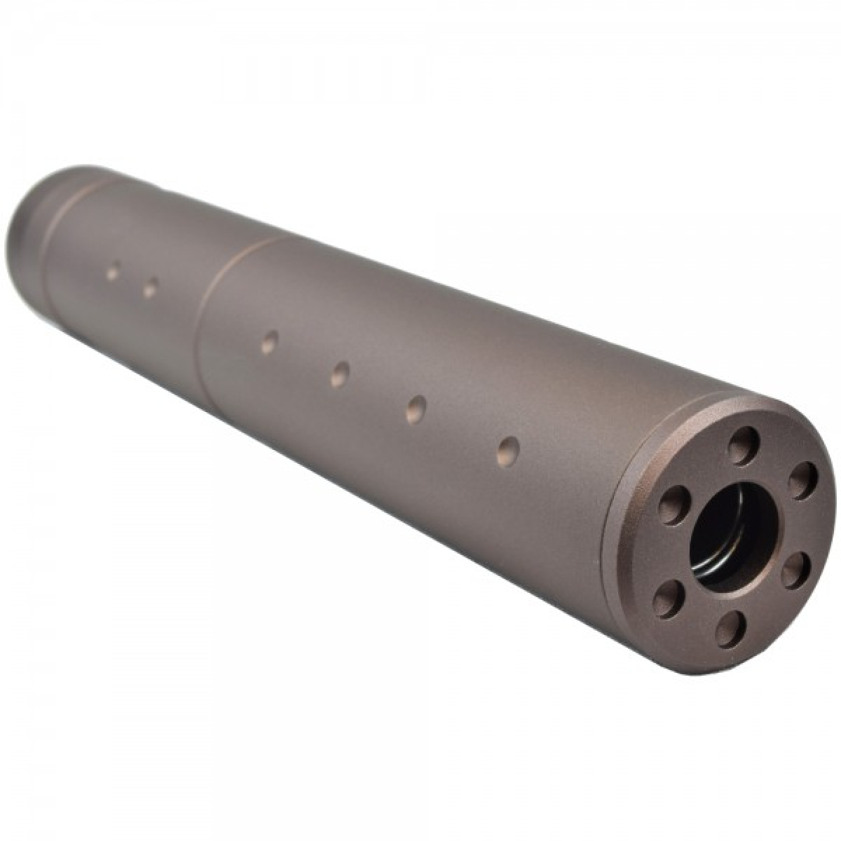 BIG DRAGON SILENCER 190mm DARK EARTH