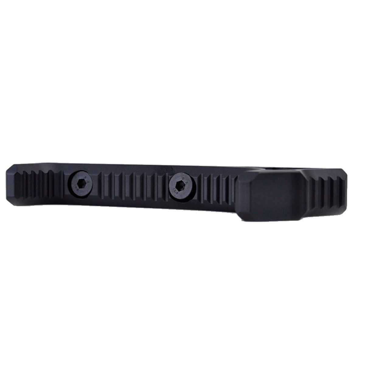 Metal Link Curved Foregrip M-Lok Black