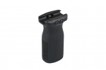 FMA Universal R.I.S Tactical Polymer Front Grip Black