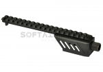 Pirate Arms für Cyma CM030/G18C Scope Mount Black